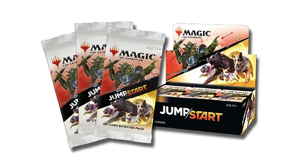 Jump Start Cards MTG Is Trending: Wizards of the Coast Announced Jumpstart!