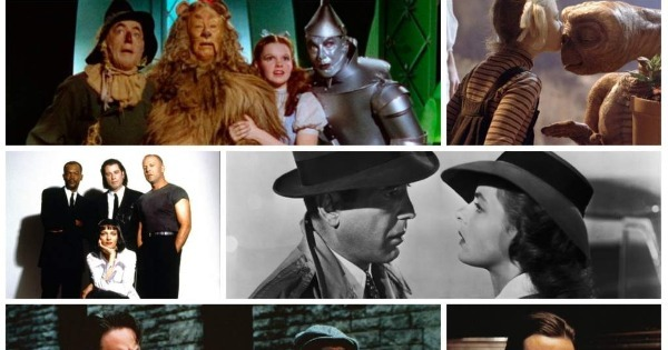 The 70 best movies in the history of cinema