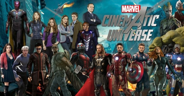 Chronological Order for Watching Marvel Movies and Series!