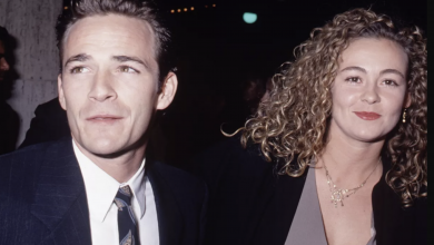 "Photo of Rachel ""Minnie"" Sharp: 10 Things about Luke Perry's Wife"